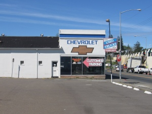 Former Pellini Chevrolet dealership