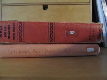 From Geoffrey's library