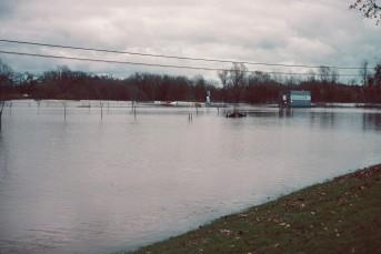 Laguna de Santa Rosa flood